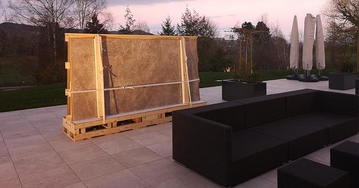 Gartenplatten & Terassenplatten